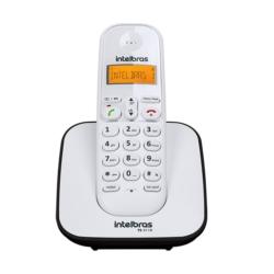 TELEFONE INTELBRAS TS-3110 BIN/6.0/2V/BRANCO