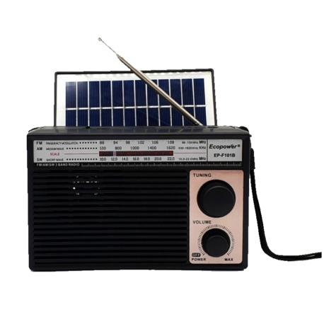 RADIO ECOPOWER EP-F101B REC/USB/TF/BLUETOOTH