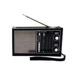 RADIO ECOPOWER EP-F96B - BATERIA - SD - USB - FM - BLUETOOTH
