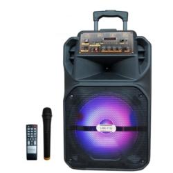 """SPEAKER LIGE-1722 12"""" USB/REC/TF/CONT/BLUTH"""