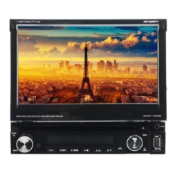 DVD CAR EXPLOSOUND XNV-9300DTV BLUETOOTH RETRA