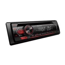 TOCA CD PIONEER DEH-S1250 - USB - AUXILIAR - 2 RCA - MIXTRAX