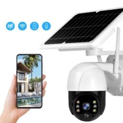 CAMERA IP SMART VR CAM/WIFI/360ø /SOLAR