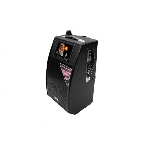 SPEAKER BAK BK-S898RT - TELA 7 POLEGADAS - TV - USB - 110V
