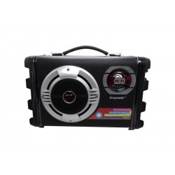 SPEAKER ECOPOWER EP-2220 - USB - CARTAO SD - FM - BLUETOOTH