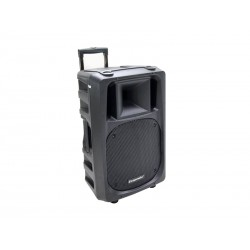 SPEAKER ECOPOWER EP-602 BLUETOOTH 12 POLEGADAS - BIVOLT
