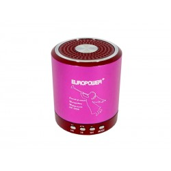 SPEAKER EUROPOWER EP-2020 USB SD FM ROSA