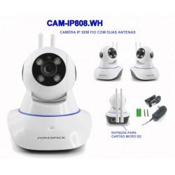 CAMARA IP POWERPACK CAM-IP808.HD(WF)1MG BLANCA