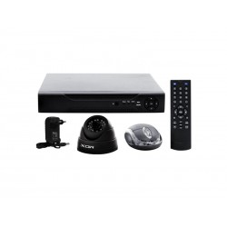 KIT DVR MOX - MO-KIT400D - 4 CAMERAS INTERNAS