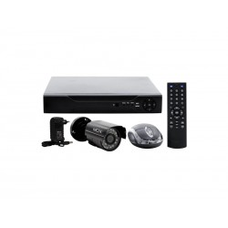 KIT DVR MOX - MO-KIT401D - 4 CAMERAS EXTERNAS