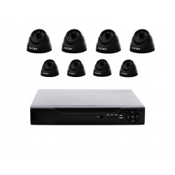 KIT DVR MOX - MO-KIT800D - 8 CAMERAS INTERNAS