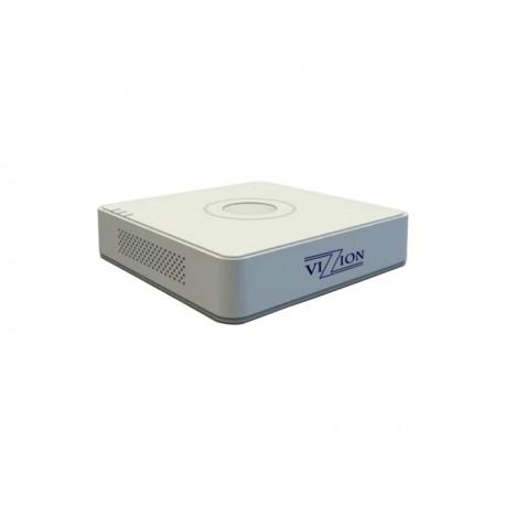 DVR VIZZION VZ-04F1 - 4 CANAIS - HD
