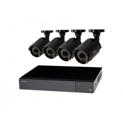 DVR Q-SEE KIT - QTH83-4CN - 1TB - 8 CANAIS - 4 CAMERAS HD