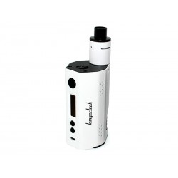 CIGARRILLO ELECTRONICO KANGERTECH DRIPBOX BLANCO 160 KIT/2BAT