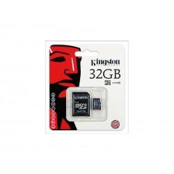 MEM SD MICRO KINGST 2EM1 32GB