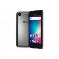 CELULAR BLU ADVANCE 4.0 L3 - A110L - 2 CHIPS - PRETO