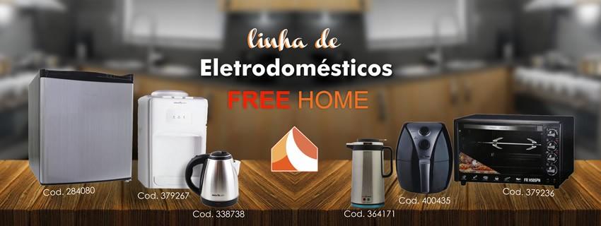 Eletrodomesticos Free Home